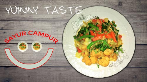 How-to-Cook-Sayur-Campur-Mixed-Vegetables-Recipe-for-Weight-Loss