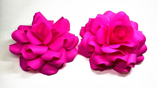 how-to-make-real-paper-rose